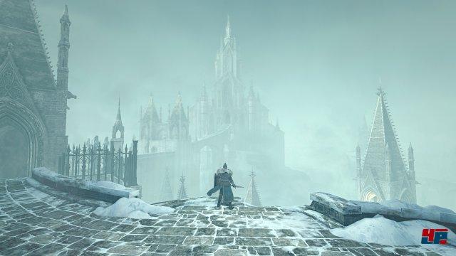 Crown of the Ivory King ist das dritte und letzte  Zusatzkapitel zu Dark Souls 2.