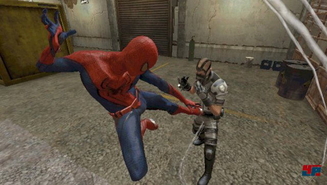 Screenshot - The Amazing Spider-Man (PS_Vita)