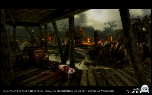 Screenshot - Das Schwarze Auge: Demonicon (PC) 2243782