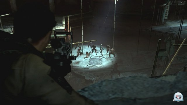 Screenshot - Resident Evil 6 (360) 2357562