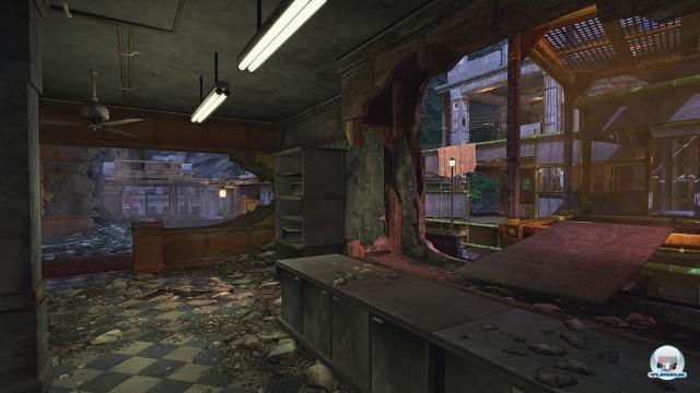 Screenshot - Uncharted 3: Drake's Deception (PlayStation3) 2245682