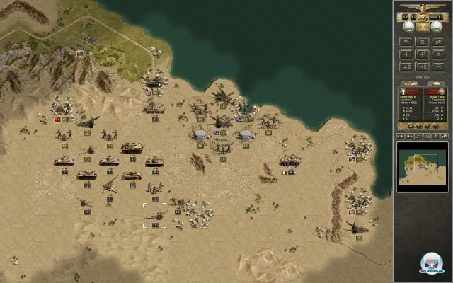 Screenshot - Panzer Corps: Afrika Korps (PC) 92422282