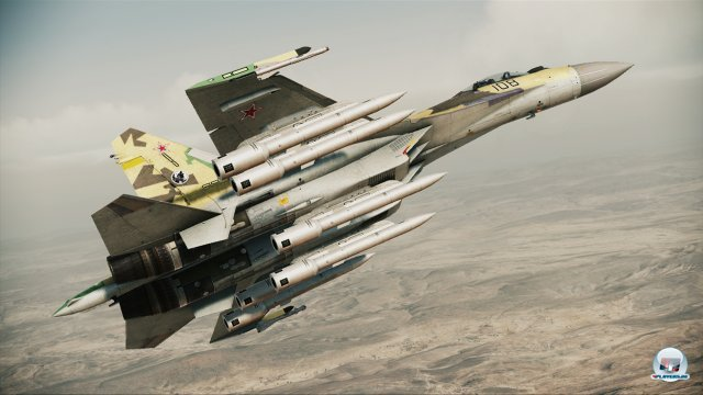 Screenshot - Ace Combat: Assault Horizon (360) 2270912