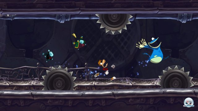 Screenshot - Rayman Origins (360) 2284992
