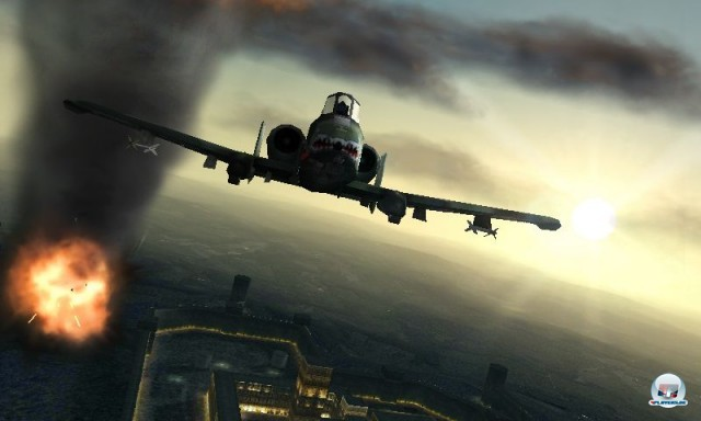 Screenshot - Ace Combat 3D (3DS) 2248732