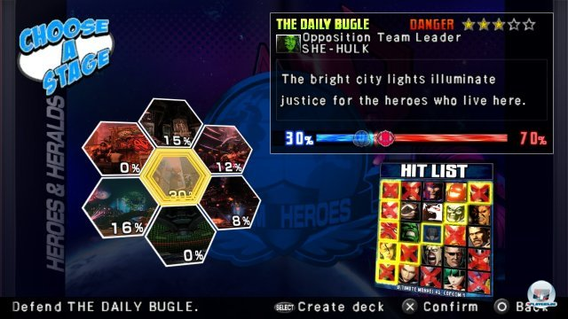 Screenshot - Ultimate Marvel vs. Capcom 3 (PS_Vita) 2317077
