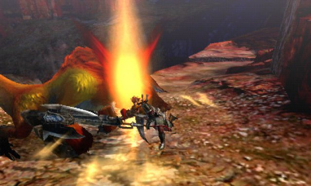 Screenshot - Monster Hunter 4 (3DS) 92398967