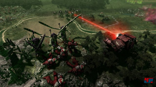 Screenshot - Warhammer 40.000: Gladius - Relics of War (PC)