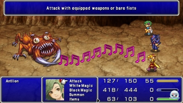 Screenshot - Final Fantasy IV: The Complete Collection (PSP) 2217857