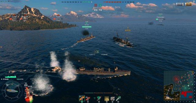 Screenshot - World of Warships (PC) 92516011