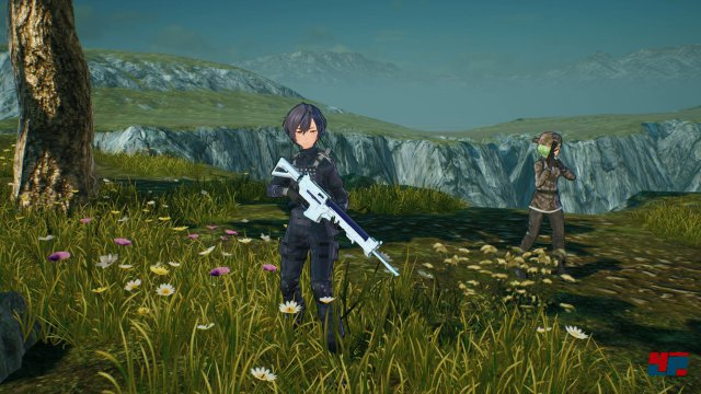 Screenshot - Sword Art Online: Fatal Bullet (PC) 92565880