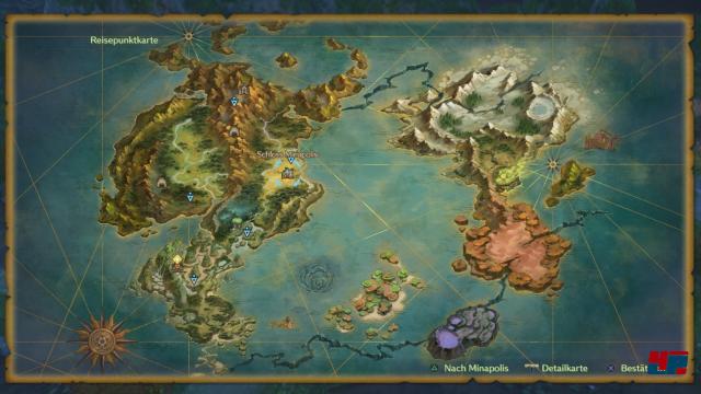 Screenshot - Ni No Kuni 2: Schicksal eines Königreichs (PC) 92559415