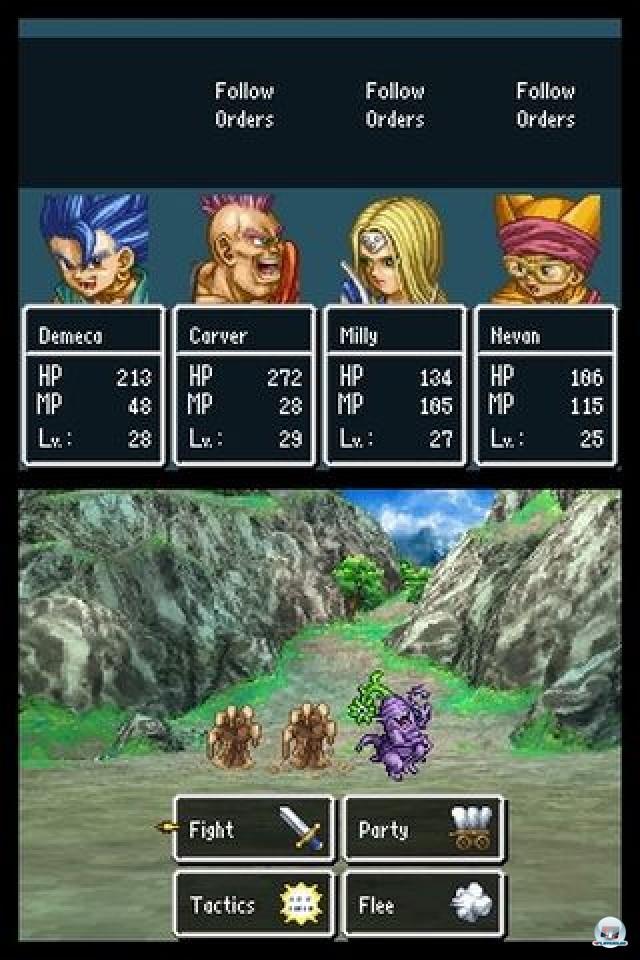 Screenshot - Dragon Quest VI: Wandler zwischen den Welten (NDS) 2216867