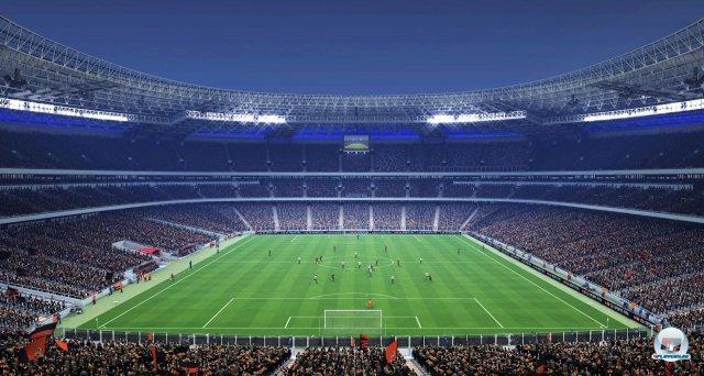 Auch wenn die Stadien klasse aussehen, man bei Tag und Nacht, Sonne und Regen antreten kann: Es fehlt echte Fußballkultur in den Arenen.