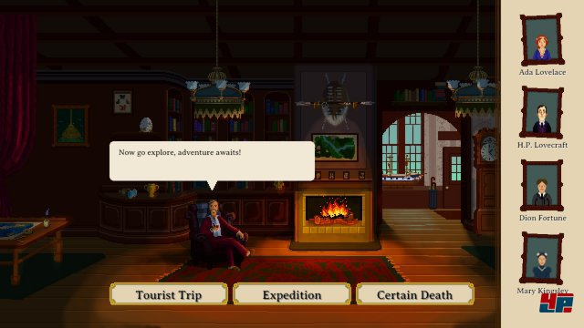 Screenshot - The Curious Expedition (PC) 92532802