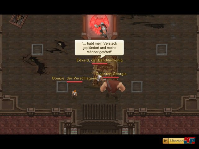 Screenshot - Ultima Forever: Quest for the Avatar (iPad) 92476965