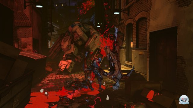 Screenshot - Yaiba: Ninja Gaiden Z (360) 92405037