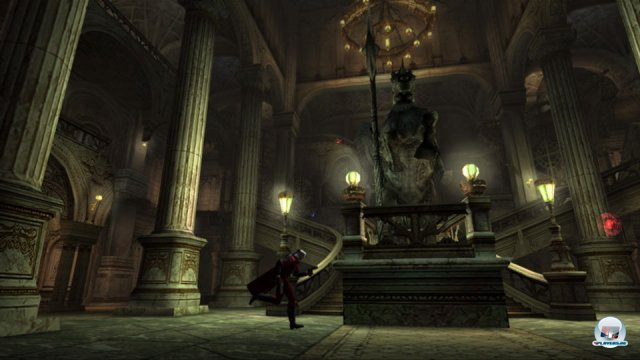 Screenshot - Devil May Cry HD Collection (360)