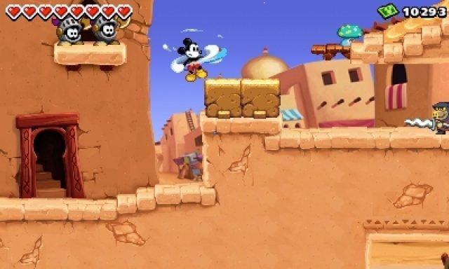 Screenshot - Micky Epic - Die Macht der Fantasie (3DS) 92406532