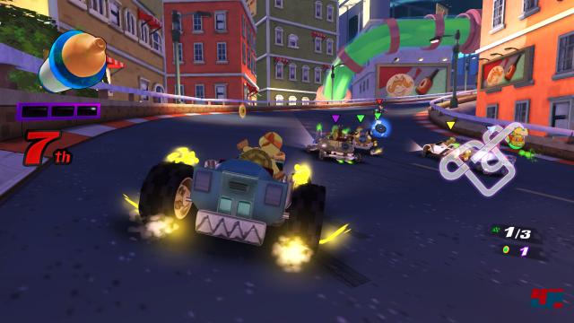 Screenshot - Nickelodeon Kart Racers (PS4)