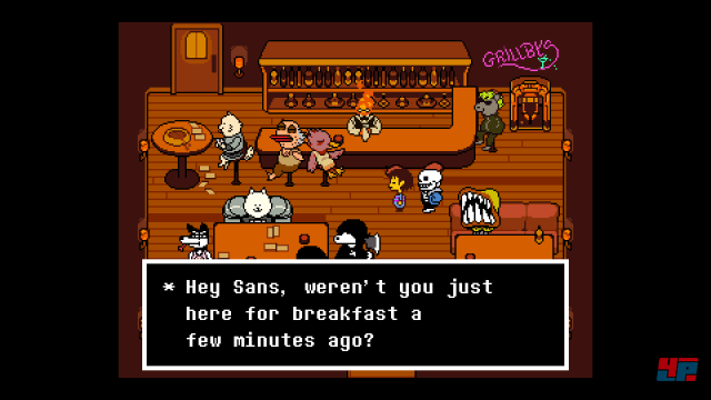 Screenshot - Undertale (PS4) 92552363