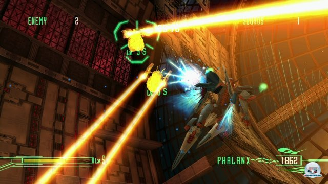 Screenshot - Zone of the Enders: HD Collection (PlayStation3) 2375142