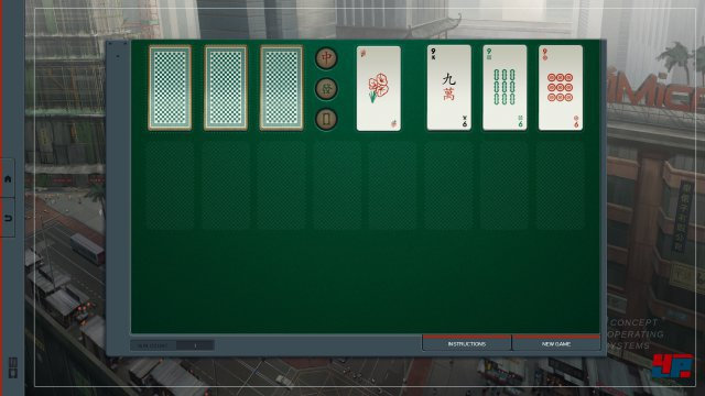 Screenshot - Shenzhen Solitaire (Linux)