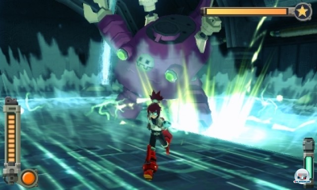 Screenshot - MegaMan Legends 3 Project (NDS)