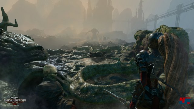 Screenshot - Warhammer 40.000: Inquisitor - Martyr (PC)