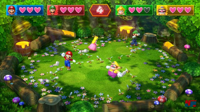 Screenshot - Mario Party 10 (Wii_U)
