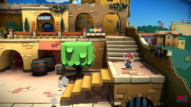 Screenshot - Paper Mario: Color Splash (Wii_U)