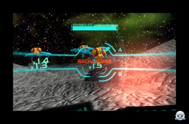 Screenshot - Pac-Man & Galaga Dimensions (3DS) 2257297