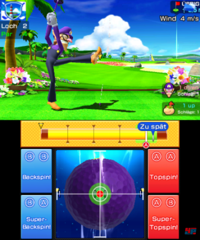 Screenshot - Mario Sports Superstars (3DS) 92542184