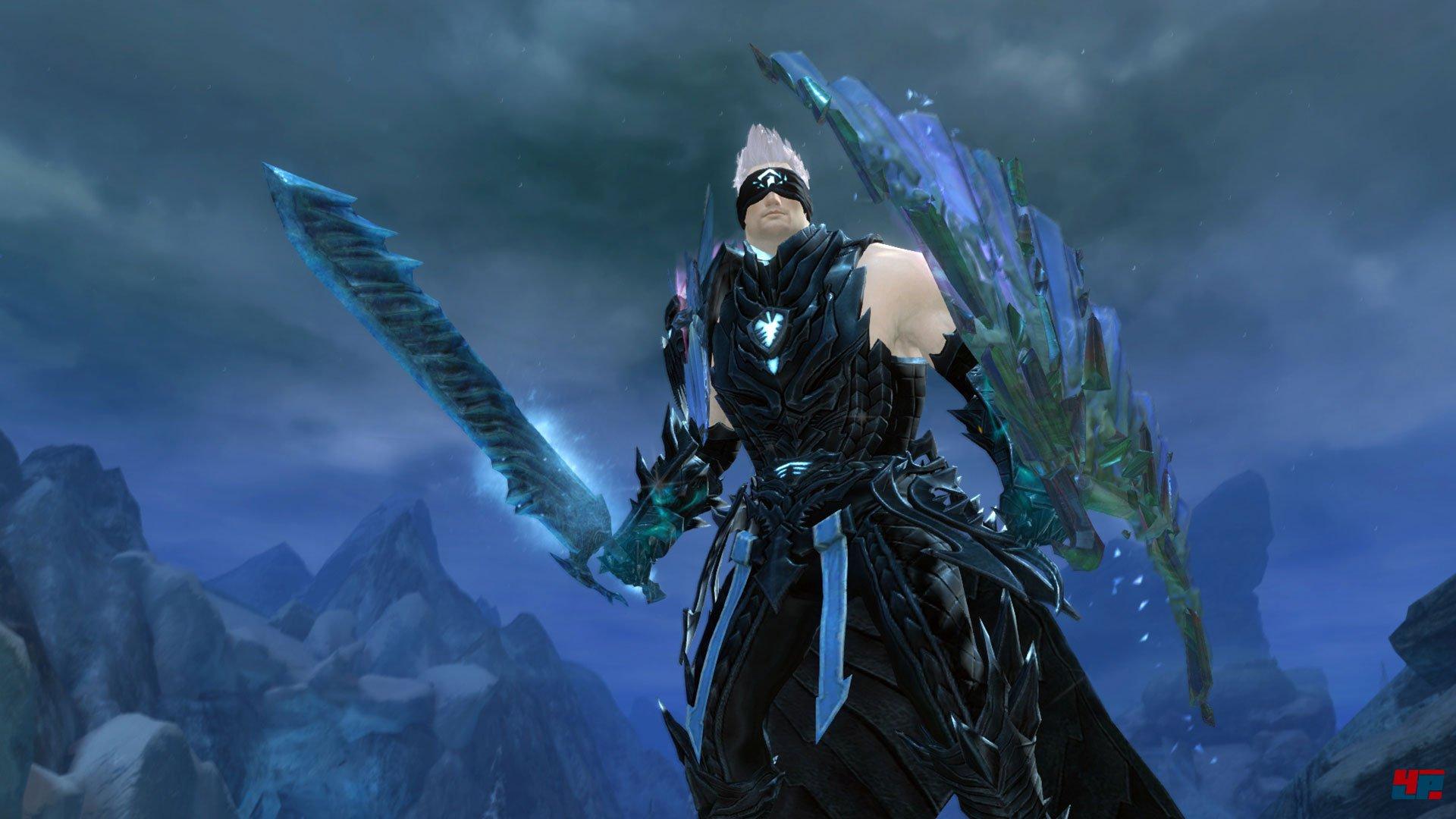 Guild Wars  Power Warrior Build