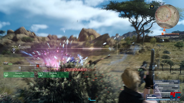 Screenshot - Final Fantasy 15 (PC) 92560950