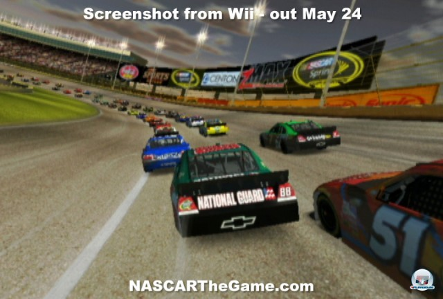 Screenshot - NASCAR 2011: The Game (Wii)