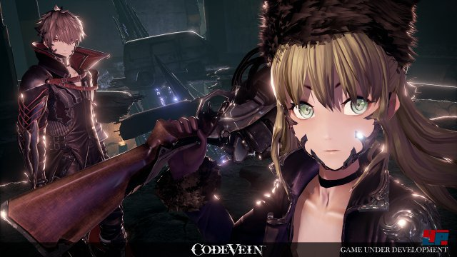 Screenshot - Code Vein (PC) 92544377
