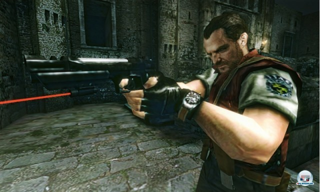 Screenshot - Resident Evil: The Mercenaries 3D (NDS) 2223774