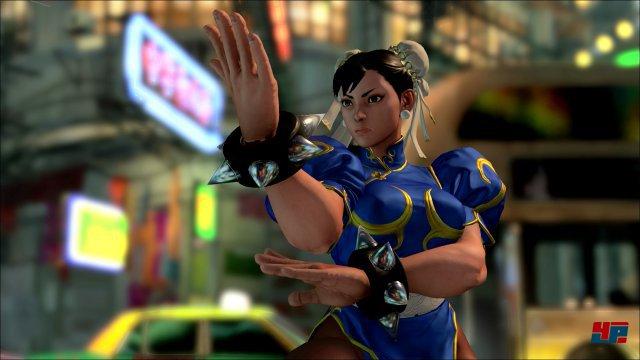 Chun-Li ist seit Street Fighter 2 eine feste Größe in der Beat-em-up-Serie und darf natürlich auch hier nicht fehlen.