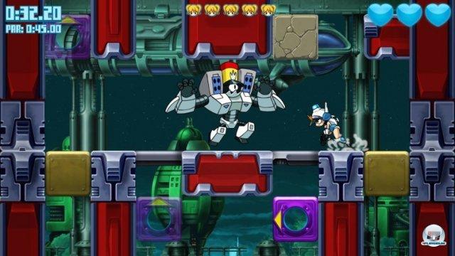 Screenshot - Mighty Switch Force! (Wii_U)