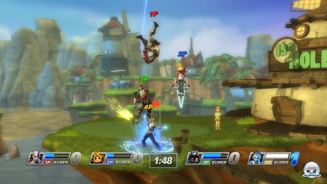 Screenshot - PlayStation All-Stars: Battle Royale (PlayStation3) 92425267