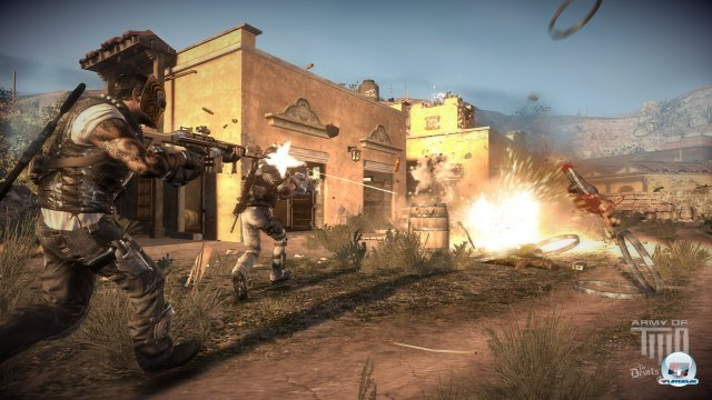 Screenshot - Army of Two: The Devil's Cartel (360)