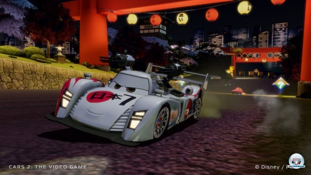 Screenshot - Cars 2: Das Videospiel (360) 2230959