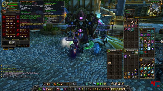 Screenshot - World of WarCraft: Legion (Mac) 92530856