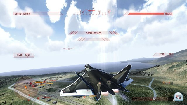 Screenshot - Jane's Advanced Strike Fighters (360) 2310097