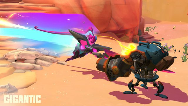 Screenshot - Gigantic (PC)
