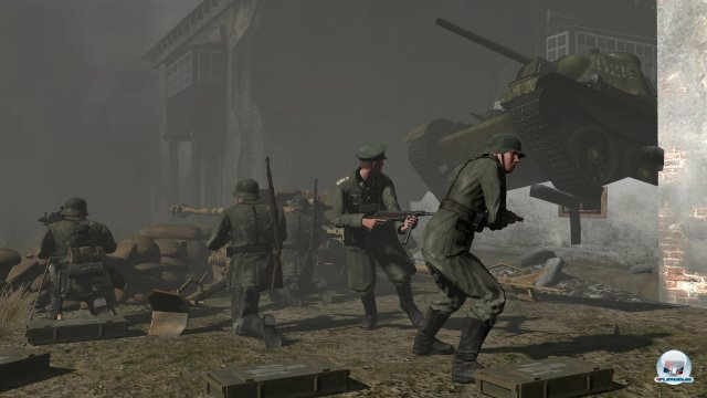Screenshot - Iron Front - Liberation 1944 (PC) 2347277