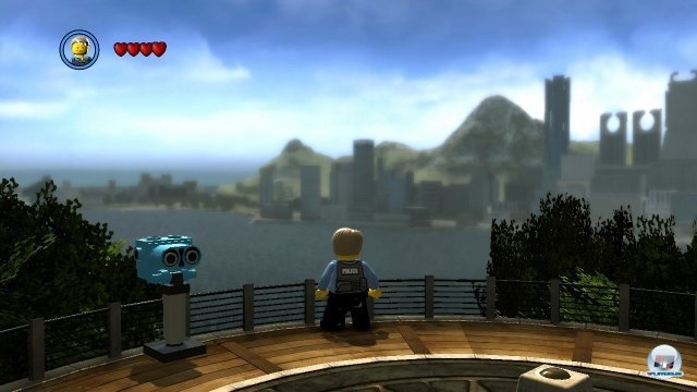 Screenshot - Lego City: Undercover (Wii_U) 2360672