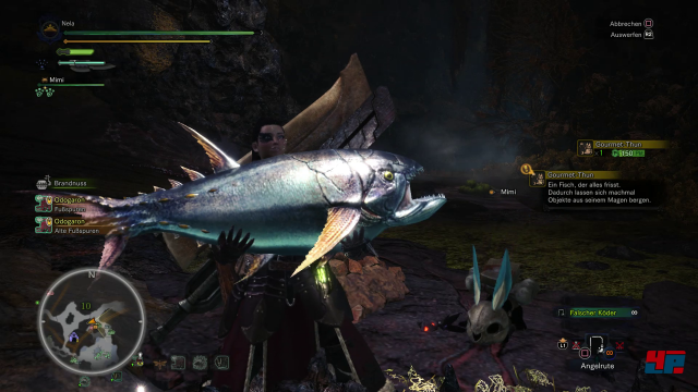 Screenshot - Monster Hunter: World (PS4) 92558806