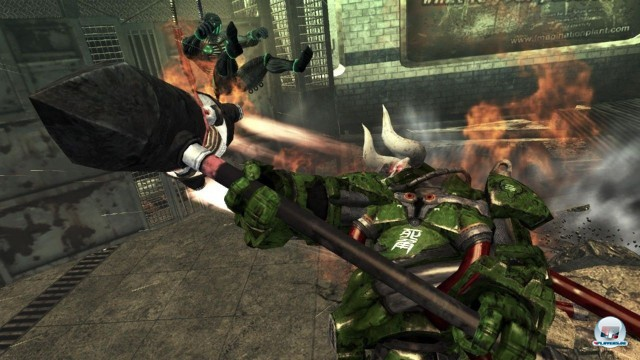 Screenshot - Anarchy Reigns (360) 2224478